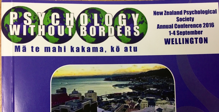 NZPsS Conference 2016